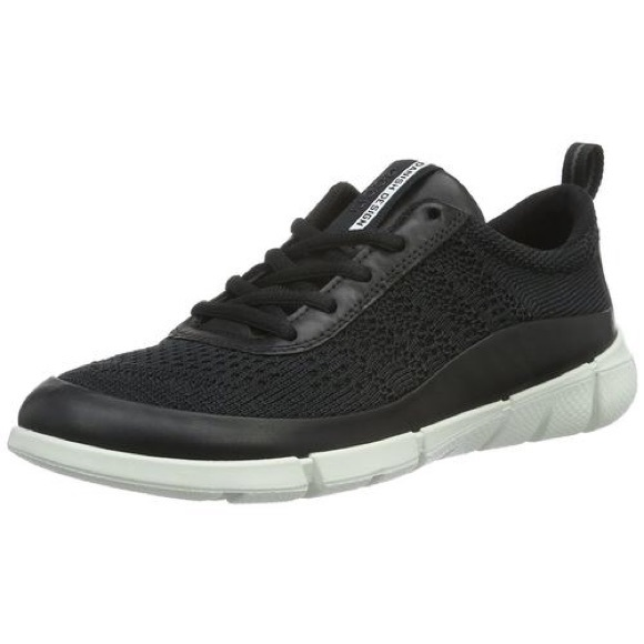 3c6bb1efe4ff Ecco Shoes - Ecco Intrinsic flyknit leather trim sneakers